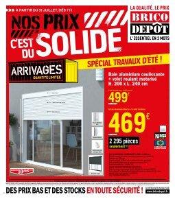 Brico Depot 84270 Le Pontet Avignon 227 Avenue Du Marechal Leclerc Le Pontet Catalogue Et Promos