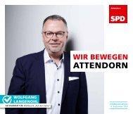 SPD-Attendorn – Kommunalwahl2020 – Wolfgang Langenohl
