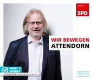SPD-Attendorn – Kommunalwahl2020 – Martin Sporer