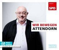 SPD-Attendorn – Kommunalwahl2020 – Rolf Korte