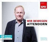 SPD-Attendorn – Kommunalwahl2020 – Michael Hoberg