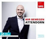 SPD-Attendorn – Kommunalwahl2020 – Luis Garcia