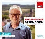 SPD-Attendorn – Kommunalwahl2020 – Guenter Schulte
