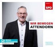SPD-Attendorn – Kommunalwahl2020 – Bernd Strotkemper