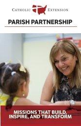 2020 Parish Partnership: Texas