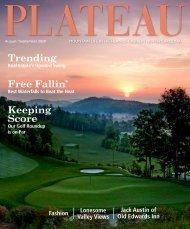 Plateau Magazine Aug-Sept 2020