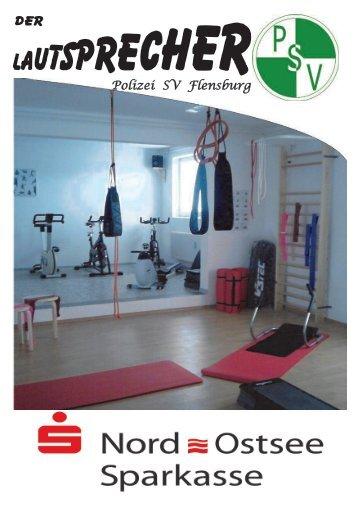 Oktober – Dezember 2011 - Polizei-Sportverein Flensburg eV