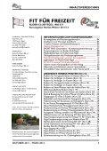 FREIZEIT- UND GESUNDHEITSSPORT - Seite 3