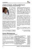 FREIZEIT- UND GESUNDHEITSSPORT - Seite 6