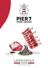 Pier7 Preisliste Privatverkauf - Fleisch