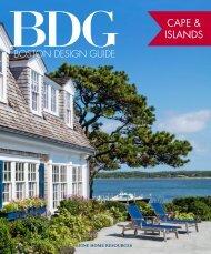 BDG Cape & Islands Design Guide 2019