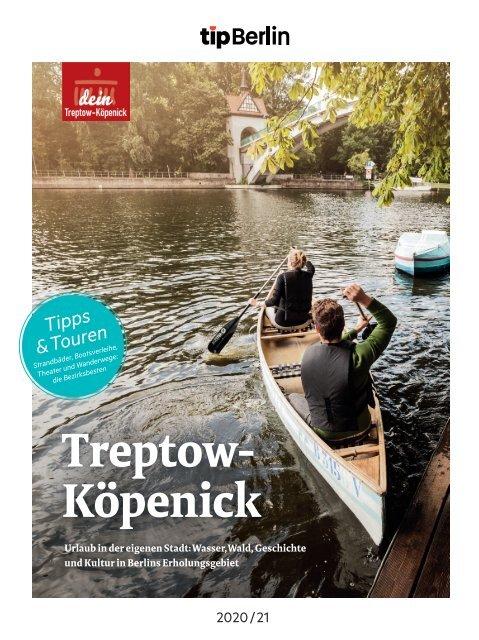 tipBerlin Beilage: Treptow-Köpenick