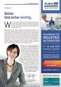 Messemagazin & Katalog | all about automation essen - Page 3
