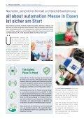 Messemagazin & Katalog | all about automation essen - Seite 6