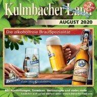 Kulmbacher Land 08/2020