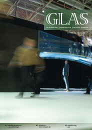 EFTERÅR 2008 04 - Glas med garanti