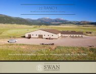 Montana Equestrian and Cattle Ranch for Sale - 1,362± Acres near Ennis, Montana