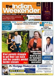 The Indian Weekender, Friday 31 July 2020