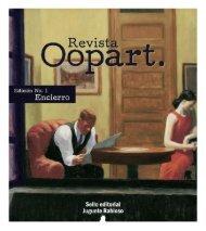 Revista Oopart. Edicion 1: Encierro