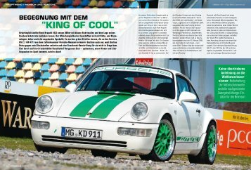 "BEGEGNUNG MIT DEM ""KING of Cool"" - ap-car-design.de"