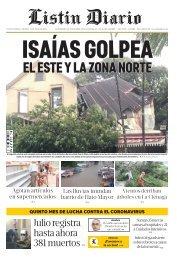 Listin Diario 31-07-2020