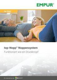 EMPUR top-Nopp Noppensystem