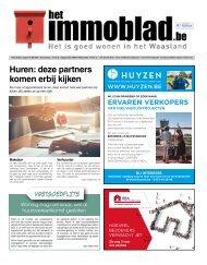 Het Immoblad van 4 augustus 2020