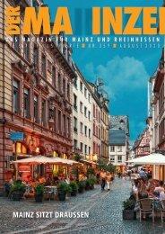 DER MAINZER - Das Magazin für Mainz und Rheinhessen - Nr. 359