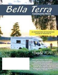 Bella Terra August 2020