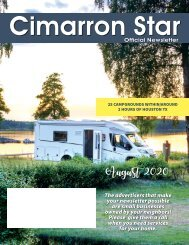 Cimarron August 2020