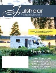Fulshear August 2020