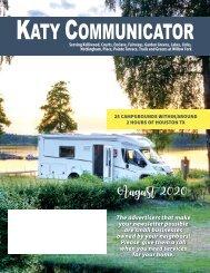 Katy Communicator August 2020