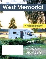 West Memorial August 2020