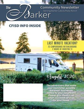 Barker August 2020
