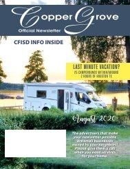 Copper Grove August 2020