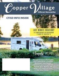 Copper Village August 2020