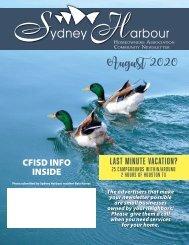 Sydney Harbour August 2020