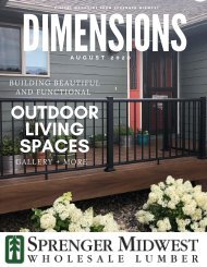 August 2020 Dimensions Magazine