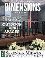 August 2020 Dimensions Magazine