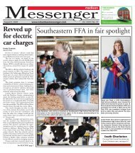 Madison Messenger - August 2nd, 2020