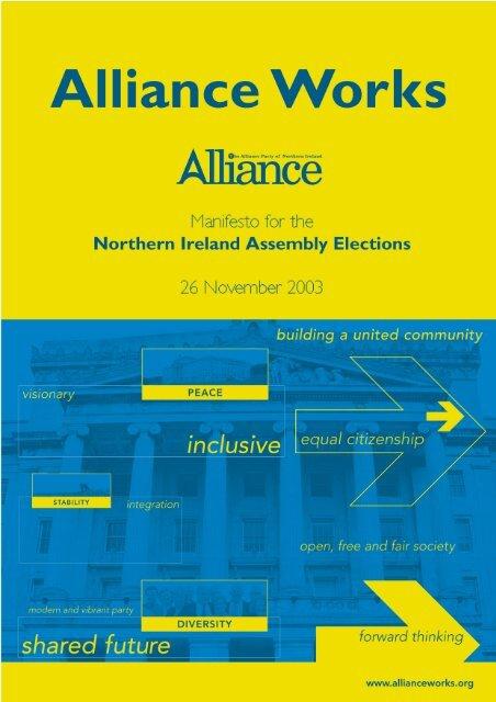Alliance Works - Cain