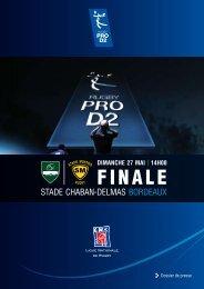 encadrement technique - Ligue Nationale de Rugby