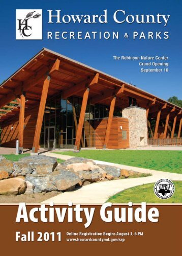 Fall into Fun with Recreation and Parks - Lern