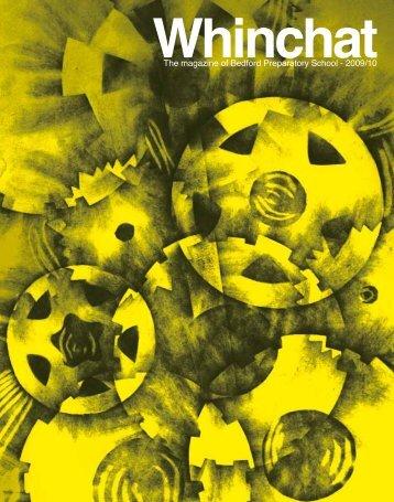 The magazine of Bedford Preparatory School - 2009/10