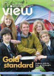 July 2012 - Prince Henrys Grammar School