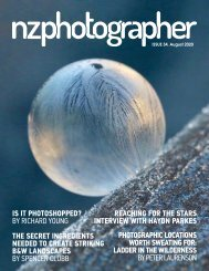 NZPhotographer Issue 34, August 2020