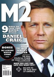 9WAYS TO - M2 Magazine