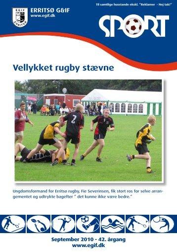Vellykket rugby stævne