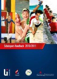 Schulsport-Handbuch 2010/2011 - Schulsport-Hamburg.de