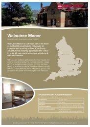 Walnutree Manor - Travel